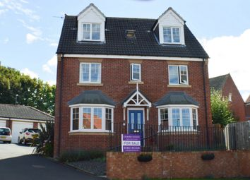 Thumbnail 6 bed detached house for sale in Towneley Court, Prudhoe