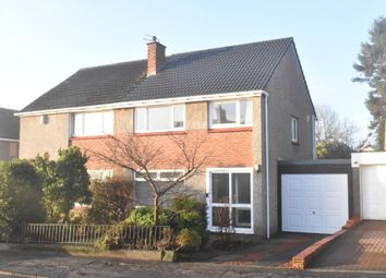 3 bed semi-detached house for sale in Rosslyn Road, Bearsden, East Dunbartonshire G61