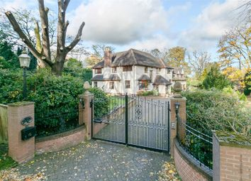 Thumbnail 6 bed detached house for sale in Woodside Drive, Little Aston Park, Sutton Coldfield, West Midlands