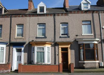 Thumbnail 5 bed terraced house for sale in Stockton Road, Hartlepool