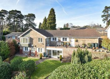 Thumbnail 4 bed detached house for sale in Redcrest Gardens, Camberley, Surrey