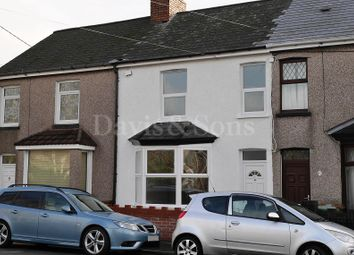 Thumbnail 3 bed terraced house for sale in Mill Street, Risca, Newport.