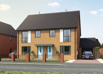 Thumbnail 3 bedroom semi-detached house for sale in Meadway, Birmingham