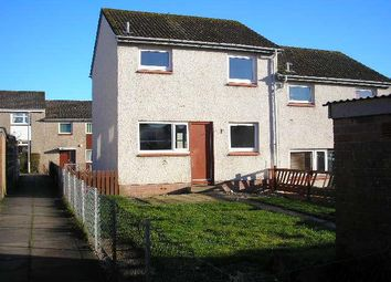 Thumbnail 2 bed end terrace house to rent in Kintail Crescent, Inverness