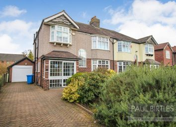 Thumbnail 4 bed semi-detached house for sale in Kenilworth Road, Sale