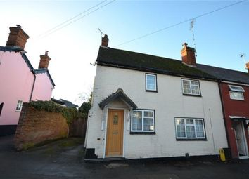 Thumbnail 3 bed end terrace house for sale in Little Walden Road, Saffron Walden, Essex