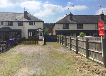 Thumbnail 3 bed terraced house for sale in Springfield Villas, Woods Lane, Stapenhill, Burton-On-Trent