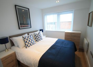 Thumbnail 1 bedroom flat to rent in Laporte Way, Luton