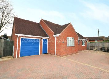 Thumbnail 3 bed detached bungalow for sale in Mary Warner Road, Ardleigh, Colchester, Essex