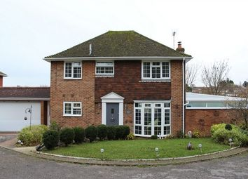 Thumbnail 5 bed detached house for sale in Barleycorn Drive, Rainham, Kent