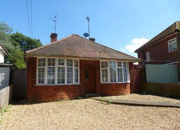 Thumbnail 3 bed detached bungalow for sale in Oundle Road, Orton Longueville, Peterborough