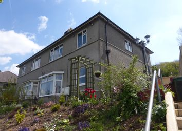 Thumbnail 1 bed flat for sale in Hawkinge Gardens, Plymouth