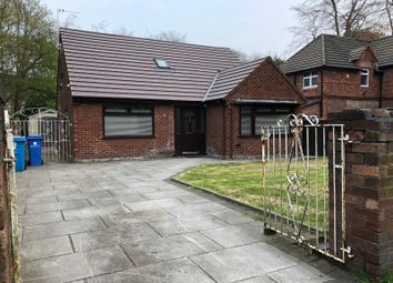 Thumbnail 4 bed detached bungalow for sale in Huyton Church Road, Huyton, Liverpool