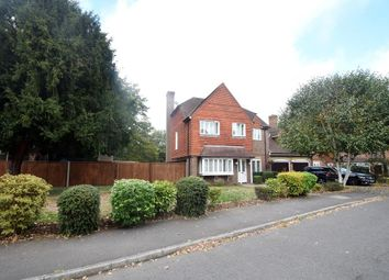 Thumbnail 6 bedroom detached house to rent in Iver Lodge, Bangors Road South, Iver