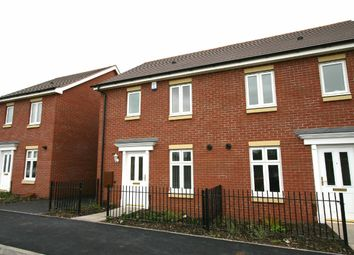 Thumbnail 3 bedroom semi-detached house to rent in Rothesay Gardens, Monmore Grange, Wolverhampton