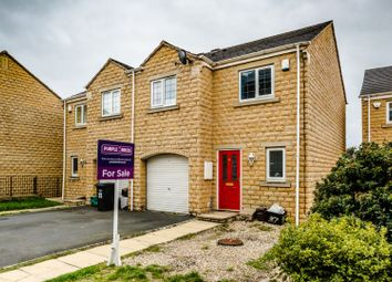 Thumbnail 3 bed semi-detached house for sale in Blackberry Way, Halifax