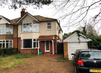 Thumbnail 4 bedroom flat for sale in Bassett Crescent West, Bassett, Southampton