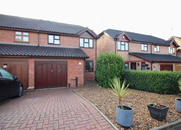 Thumbnail 3 bedroom semi-detached house for sale in Maritime Close, Greenhithe