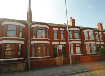 Thumbnail 2 bed terraced house for sale in Kingsway South, Latchford, Warrington