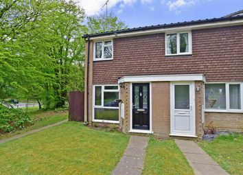 Thumbnail 2 bed end terrace house for sale in Highview, Vigo Village, Meopham, Kent