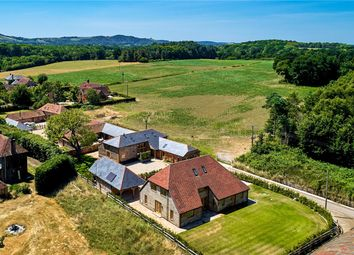 Thumbnail 4 bed barn conversion for sale in Minsted, Midhurst, West Sussex