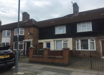 Thumbnail 3 bed terraced house for sale in Elstead Road, Walton, Liverpool