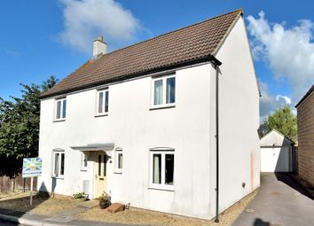 Thumbnail 4 bed detached house for sale in 52 Chaffinch Chase, Gillingham, Dorset