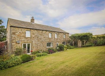 Thumbnail 5 bed farmhouse for sale in Little Middop Farm, Burnley Road, Gisburn