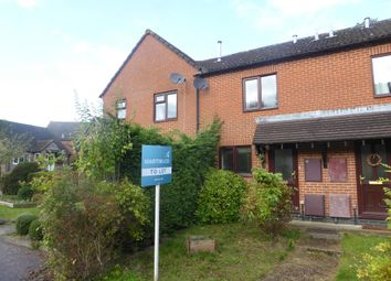 Thumbnail 2 bed terraced house to rent in Poppy Field, Lychpit, Basingstoke