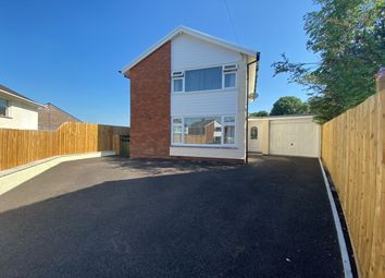 Thumbnail 3 bed detached house for sale in Basildene Close, Gilwern, Abergavenny