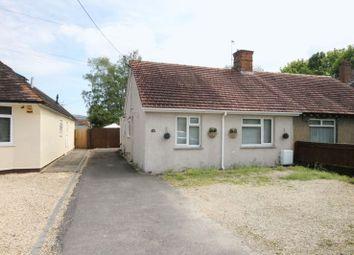 Thumbnail 2 bed semi-detached bungalow for sale in Crown Road, Kidlington