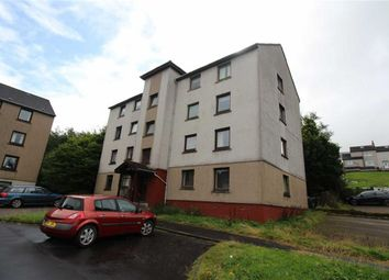 Thumbnail 3 bed flat for sale in Kilcreggan View, Greenock