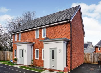 Thumbnail 2 bed semi-detached house for sale in Woodward Road, Fishponds