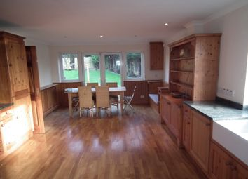 Thumbnail 4 bed detached house to rent in Glasllwch Lane, Newport
