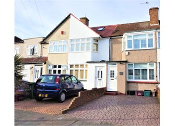 Thumbnail 2 bed terraced house for sale in Sherwood Park Avenue, Sidcup