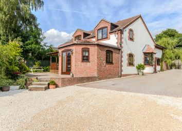 Thumbnail 6 bed detached house for sale in Wingerworth, Chesterfield, Derbyshire