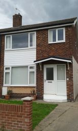 Thumbnail 3 bed semi-detached house to rent in Ellesmere Grove, Stainforth