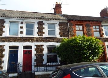 Thumbnail 2 bedroom property to rent in Keppoch Street, Roath, Cardiff