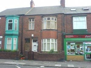 Thumbnail 2 bed flat to rent in Carlisle Terrace, Sunderland