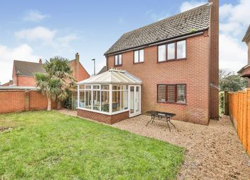 Thumbnail 3 bed detached house for sale in The Lane, Briston, Melton Constable