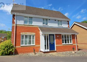 Thumbnail 3 bed detached house for sale in Cedar Drive, Worlingham, Beccles