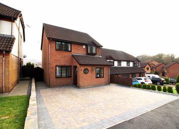 Thumbnail 3 bed detached house for sale in Hafan Heulog, Coed-Y-Cwm, Pontypridd