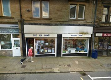 Thumbnail Retail premises to let in Peel Street, Marsden, Huddersfield