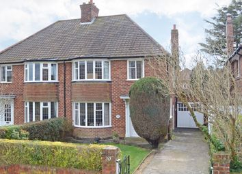 Thumbnail 3 bedroom semi-detached house for sale in Middlethorpe Drive, Dringhouses, York
