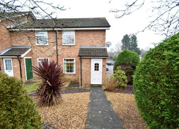 Thumbnail 2 bed end terrace house for sale in Danebury Walk, Frimley, Camberley, Surrey
