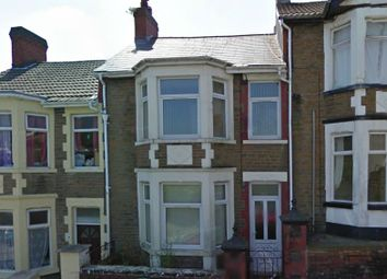 Thumbnail 6 bed terraced house to rent in Stow Hill, Treforest, Pontypridd