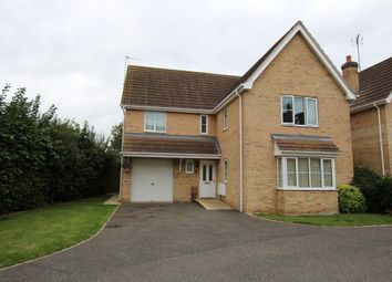 Thumbnail 4 bed detached house for sale in Fallowfield, Littleport, Ely