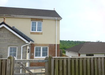 Thumbnail 2 bed semi-detached house for sale in Penybanc Road, Ammanford, Carmarthenshire.