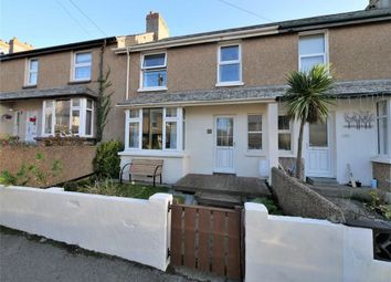 Thumbnail 3 bed terraced house for sale in Fairfield Road, Bude, Cornwall