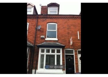Thumbnail Room to rent in Mostyn Road, Edgbaston, Birmingham